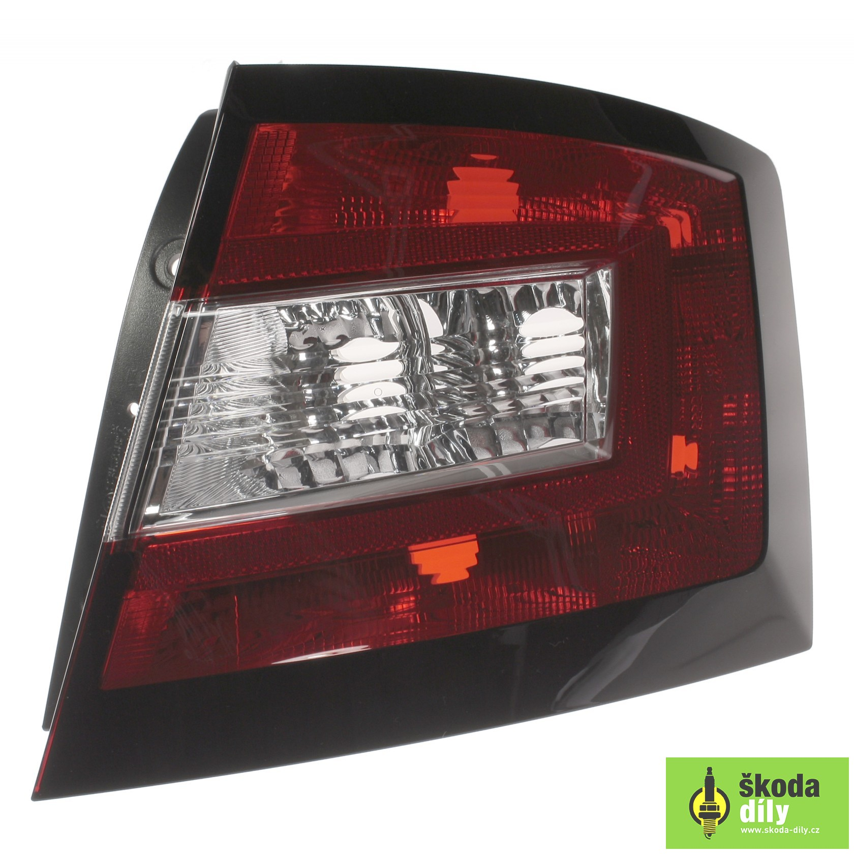 Zadní Světlo Pravé Hatchback Škoda 6V6945112
